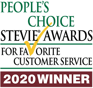 People's Choice Stevie Awards for Favourite Customer Service 2020 Winner
